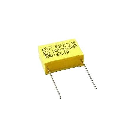 Foliový kondenzátor