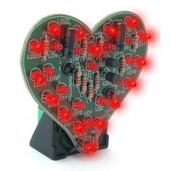 Stavebnice - Pulzující srdce