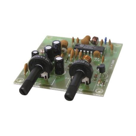 Stavebnice - Přijímač VKV s TDA7000. 66-108MHz