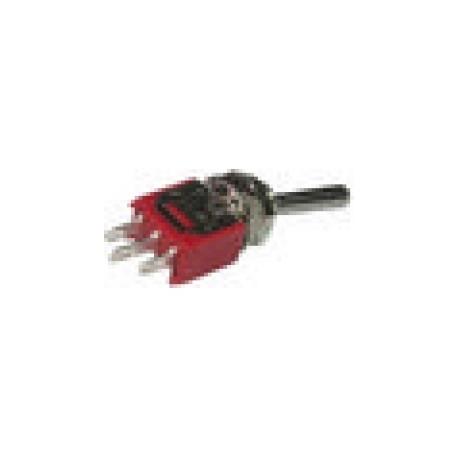 Přepínač páčkový 1A/250V