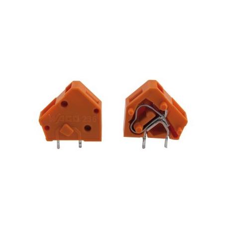 Svorkovnice WAGO oranžová