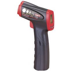 Infračervený bezkontaktní digitální teploměr -18÷+380°C. optika 10:1