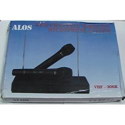Dvojitý bezdrátový mikrofon