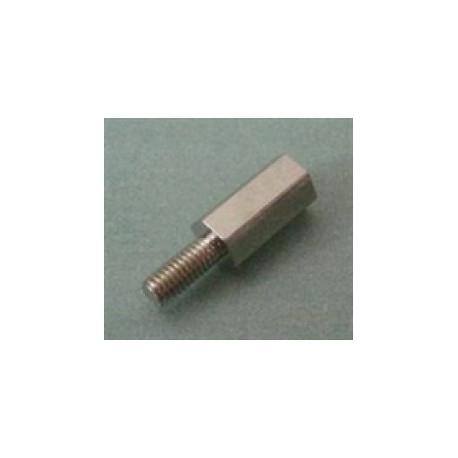 Distanční sloupek kovový M3 12mm