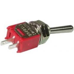 Vypínač páčkový 1A/250V