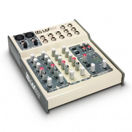 6 kanálový mixík