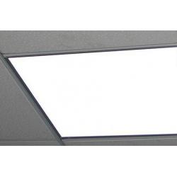 LED panel teplá bílá