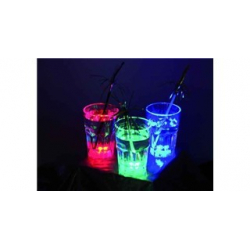 LED sklenice 11.5 cm