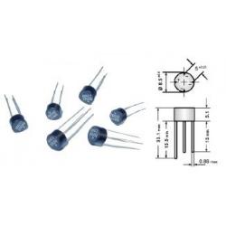 Usměrňovací můstek 1.5A / 100VAC kulatý