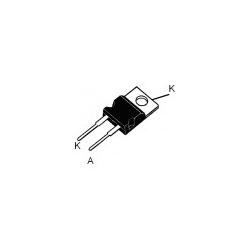 Superrychlá dioda 400V/ 15A / 60ns