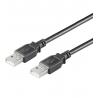 Kabel propojovací USB A-A