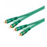 Kabel CINCH AVK 501/015GN