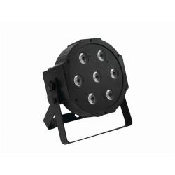 Eurolite LED SLS 7x10W QCL, DMX, reflektor
