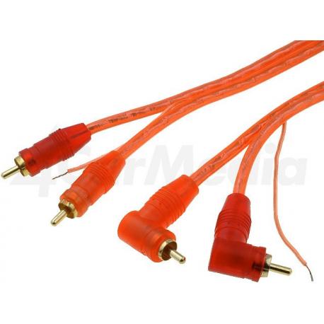 Kabel CINCH  RCA-HQ2.500/90