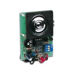 Stavebnice Zvukový generátor sirén, 9V