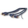 Kabel CINCH  RCA-HQ2.500/2