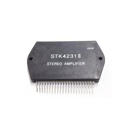 STK4231-II/STK4231-V
