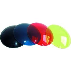Barevný filtr k bodovým reflektorům PAR 36 modrý