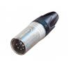 5-pin XLR NC5MXX samec Neutrik