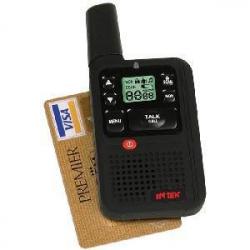 INTEK SL-02, miniaturní PMR radiostanice