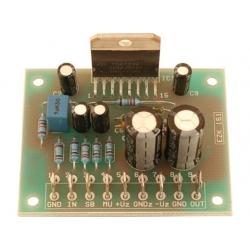 Stavebnice EZK KMD7294SX - Integrovaný koncový zesilovač