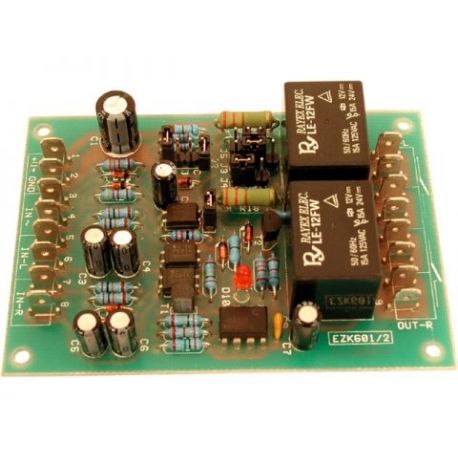 Stavebnice  - Minizesilovač 0,5W