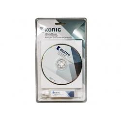 CD disk čistící s kapalinou