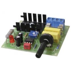 Stavebnice - Regulátor otáček univerzálního motoru