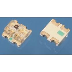 SMD LED 0606 RGB 1,6x1,6x0,7mm