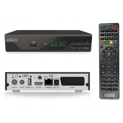 Set-top-box DVB-T2 HEVC H.265 + kabel HDMI