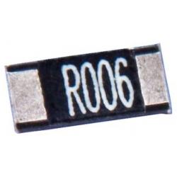 SMD rezistor 0,005 ohm