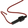 Držák pojistky na kabel