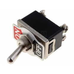 Vypínač páčkový 10A