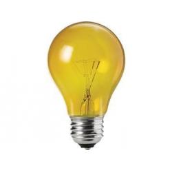 230V/15W E27 PHILIPS žlutá