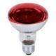 230V/60W E27 R80 OSRAM červená