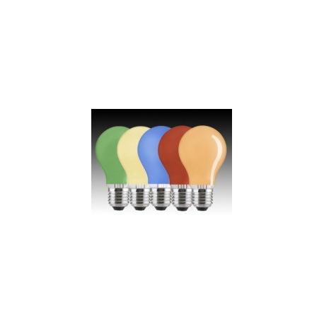 230V/25W E27 OSRAM zelená