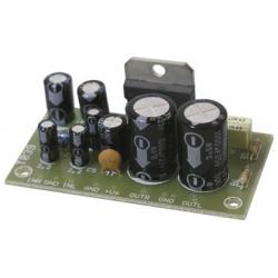 Stavebnice - HiFi stereo zesilovač 2x10W