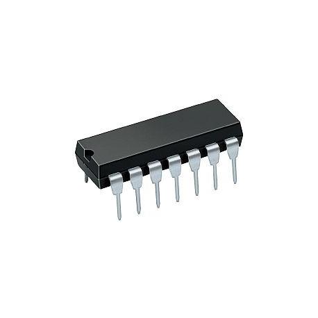 CMOS 4066 DIP14