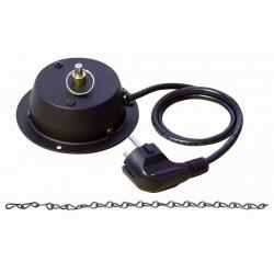 Motorek 3 Ot/min. pro koule do 30 cm. s přívodním kabelem