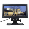 "7"" TFT monitor. 480x240. 2x A/V vstup"