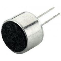 Mikrofonní elektretová vložka