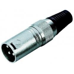 XLR Male 3-pin