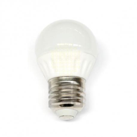 LED žárovka. 30x HIGH SMD. E27. teplá bílá. 3 W