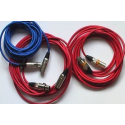 Kabely pro zvukovou techniku